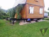 Реконструкция винтовыми сваями фундамента деревянного дома