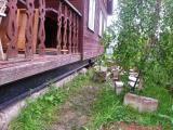 Винтовые сваи под готовый дом