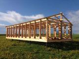 Строительство фундамента для дома из каркаса в Москве и Московской области